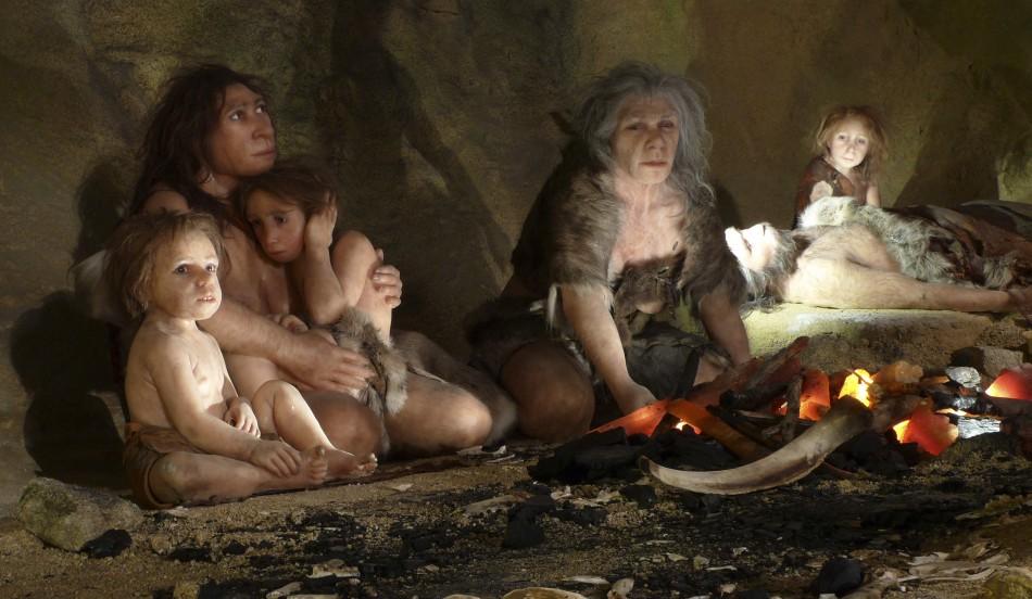 Ученые хотят клонировать неандертальцев