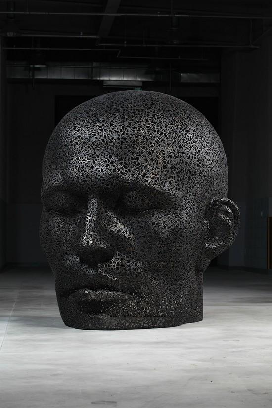 Скульптуры из цепей от Yeong-Deok Seo