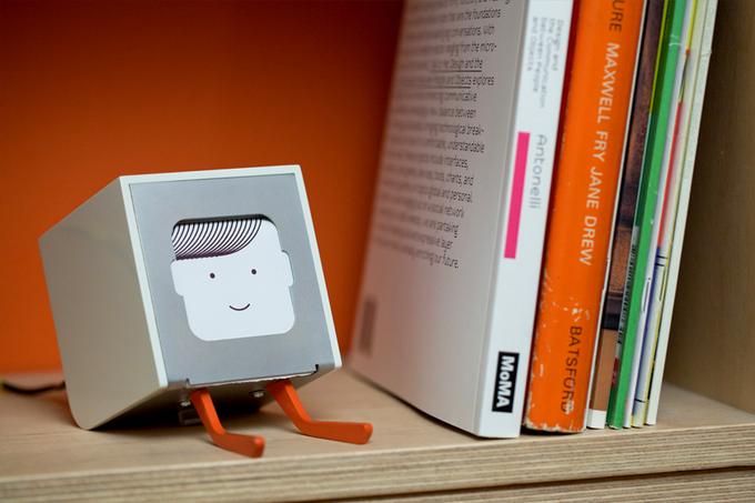 Little Printer - мини принтер от BERG