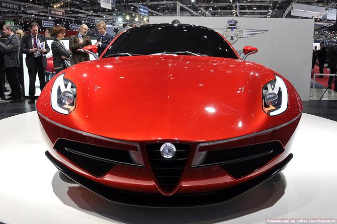 Женевский автосалон 2012 – концепт-кары