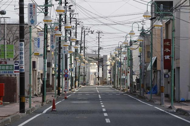 Молчание Фукусимы